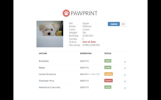 Pawprint Preview